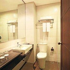 Отель Grand Whiz Nusa Dua Бали ванная фото 2