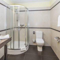 Отель Business Hotel Vega Wroclaw Польша, Вроцлав - отзывы, цены и фото номеров - забронировать отель Business Hotel Vega Wroclaw онлайн ванная