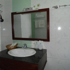Green Valley Hotel Далат ванная