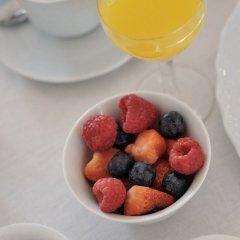 Отель Braamberg Bed & Breakfast Брюгге питание