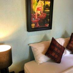 Отель Aminjirah Resort Таиланд, Остров Тау - отзывы, цены и фото номеров - забронировать отель Aminjirah Resort онлайн комната для гостей фото 5