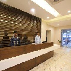 Отель Le ROI Raipur Индия, Райпур - отзывы, цены и фото номеров - забронировать отель Le ROI Raipur онлайн интерьер отеля фото 2