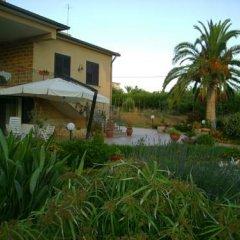 Отель Villa dei giardini Агридженто бассейн
