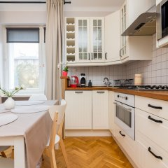 Апартаменты Wisniowa Mokotow Apartment Варшава фото 13