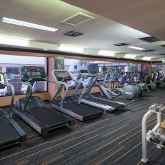 Twin Towers Hotel фитнесс-зал фото 4
