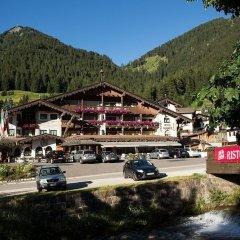 Sport Hotel Majarè Долина Валь-ди-Фасса парковка