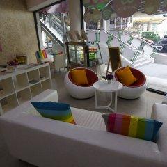 Отель 63 Bangkok Boutique Bed & Breakfast балкон