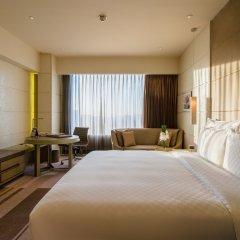 Отель Nikko Saigon Вьетнам, Хошимин - 1 отзыв об отеле, цены и фото номеров - забронировать отель Nikko Saigon онлайн комната для гостей фото 3