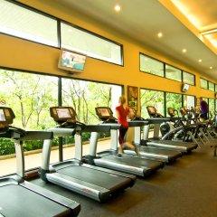 Отель Royal Wing Suites & Spa Таиланд, Паттайя - 3 отзыва об отеле, цены и фото номеров - забронировать отель Royal Wing Suites & Spa онлайн фитнесс-зал