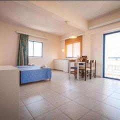 Отель Crown Resorts Elamaris Протарас комната для гостей фото 2