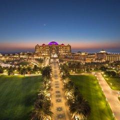 Emirates Palace Hotel Абу-Даби приотельная территория фото 2