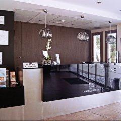 Отель Andalussia Испания, Кониль-де-ла-Фронтера - отзывы, цены и фото номеров - забронировать отель Andalussia онлайн интерьер отеля