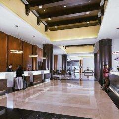 Отель Swissotel Merchant Court Singapore интерьер отеля фото 2