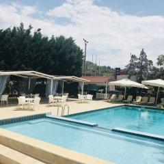 Отель Skampa Голем бассейн фото 2