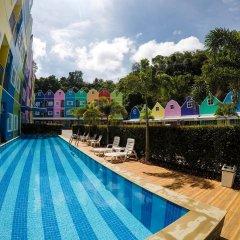 Отель Holland Resort Phuket Таиланд, Пхукет - отзывы, цены и фото номеров - забронировать отель Holland Resort Phuket онлайн бассейн