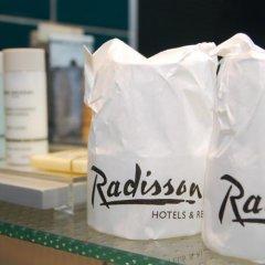 Отель Radisson Blu Hc Andersen Оденсе ванная