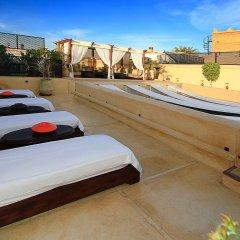 Отель Dar Assiya Марокко, Марракеш - отзывы, цены и фото номеров - забронировать отель Dar Assiya онлайн балкон