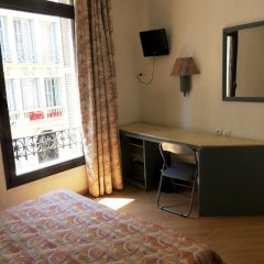 Отель PLAISANCE Ницца удобства в номере