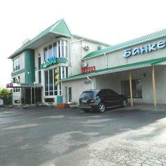 Гостиница Тукан парковка