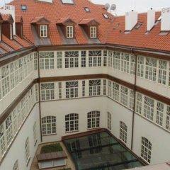 Отель Barceló Old Town Praha Чехия, Прага - 6 отзывов об отеле, цены и фото номеров - забронировать отель Barceló Old Town Praha онлайн балкон