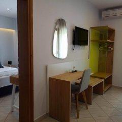 Отель Top Studios Ситония комната для гостей