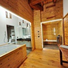 Отель Maison Bionaz Ski & Sport Аоста ванная фото 2