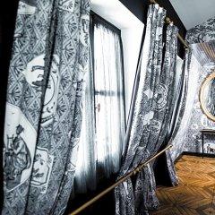 Отель Saint Paul Le Marais Париж интерьер отеля