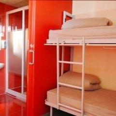 Barcelona Urbany Hostel Кровать в общем номере с двухъярусной кроватью фото 11