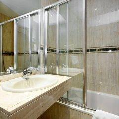 Отель Hostal Silserranos ванная