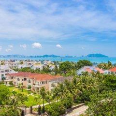Отель Palmena Apartment - Sanya Китай, Санья - отзывы, цены и фото номеров - забронировать отель Palmena Apartment - Sanya онлайн пляж фото 2