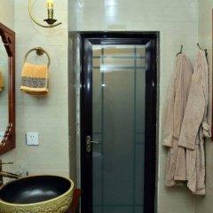 Отель Beijing Sihe Yiyuan Courtyard Hotel Китай, Пекин - отзывы, цены и фото номеров - забронировать отель Beijing Sihe Yiyuan Courtyard Hotel онлайн ванная