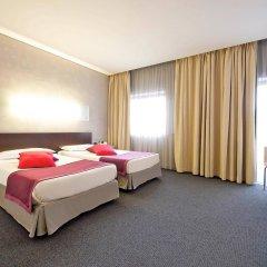 Mercure Hotel Palermo Centro комната для гостей