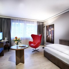 Hotel Dusseldorf City by Tulip Inn комната для гостей фото 2