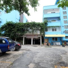 Отель Sananwan Palace парковка