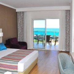 Side Prenses Resort Hotel & Spa Турция, Анталья - 3 отзыва об отеле, цены и фото номеров - забронировать отель Side Prenses Resort Hotel & Spa онлайн комната для гостей фото 2