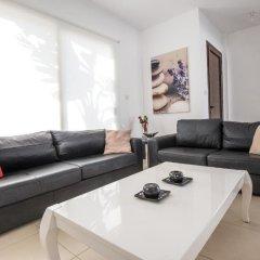 Отель Palm Protaras Кипр, Протарас - отзывы, цены и фото номеров - забронировать отель Palm Protaras онлайн комната для гостей фото 3