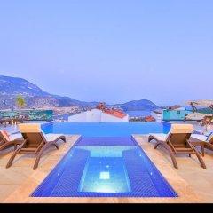 Villa Stark Турция, Калкан - отзывы, цены и фото номеров - забронировать отель Villa Stark онлайн бассейн