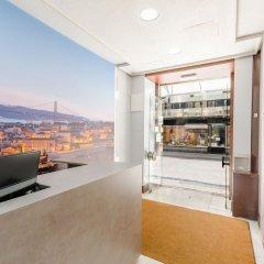 Отель LX Rossio Португалия, Лиссабон - 4 отзыва об отеле, цены и фото номеров - забронировать отель LX Rossio онлайн интерьер отеля
