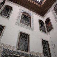 Отель Dar El Arfaoui Марокко, Фес - отзывы, цены и фото номеров - забронировать отель Dar El Arfaoui онлайн интерьер отеля фото 3