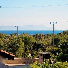 Отель Yarimada Butik Otel пляж