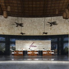 Отель Senses Riviera Maya by Artisan -Gourmet All Inclusive - Adults Only интерьер отеля фото 2