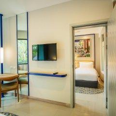 Отель Holiday Inn Express Krabi Ao Nang Beach Таиланд, Ао Нанг - отзывы, цены и фото номеров - забронировать отель Holiday Inn Express Krabi Ao Nang Beach онлайн комната для гостей фото 5