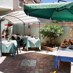 Отель B&B Villa Cristina Джардини Наксос питание фото 2