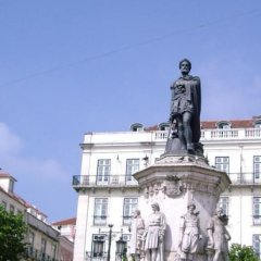 Отель Residencial Camoes Португалия, Лиссабон - отзывы, цены и фото номеров - забронировать отель Residencial Camoes онлайн