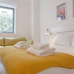 Отель Central London 1 Bedroom Flat With Spa Access Великобритания, Лондон - отзывы, цены и фото номеров - забронировать отель Central London 1 Bedroom Flat With Spa Access онлайн комната для гостей фото 5