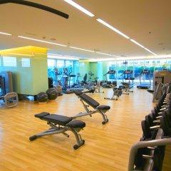 Atana Hotel фитнесс-зал фото 4