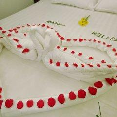 Отель Travel Lodge Maldives Мале сейф в номере