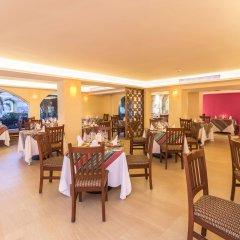 Отель Occidental Costa Cancún All Inclusive Мексика, Канкун - 12 отзывов об отеле, цены и фото номеров - забронировать отель Occidental Costa Cancún All Inclusive онлайн питание фото 2