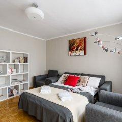 Апартаменты P&O Apartments Stegny 3 Варшава комната для гостей