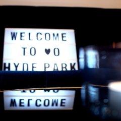 Отель O Hyde Park Лондон городской автобус